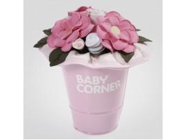 Baby Corner / Büyük Bebek Buketi - pembe