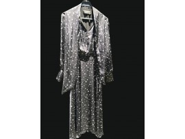 """Selen Görgüzel Alkan'ın """"Night Zoom"""" Marka Abiye Elbisesi"""