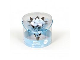 BabyCorner / Klasik Bebek Buketi - Mavi