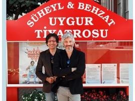Süheyl & Behzat Uygur Tiyatrosu ( Türkiye geneli oyunlar için ) 2 Kişilik Özel Davetiye